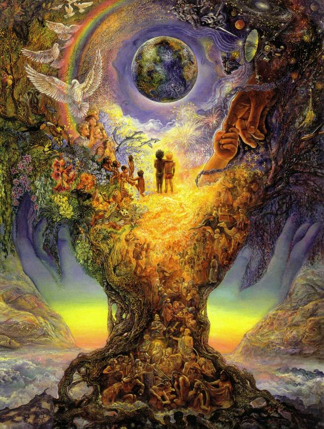 josephine wall tree of life